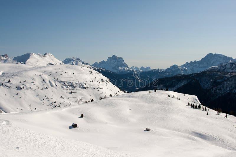 ηλιόλουστος winterday στοκ εικόνα με δικαίωμα ελεύθερης χρήσης