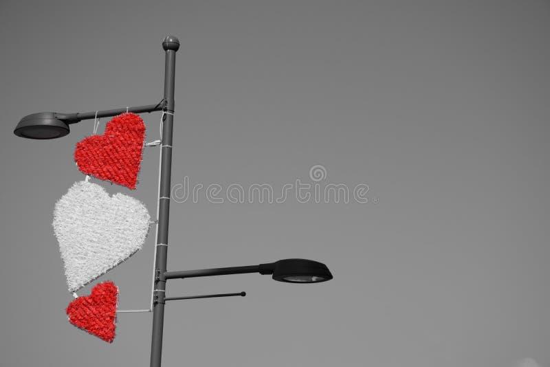 Ημέρα βαλεντίνου στο Ιζμίρ στοκ φωτογραφία με δικαίωμα ελεύθερης χρήσης