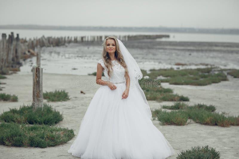 Ημέρα γάμου στην Οδησσός στοκ φωτογραφίες