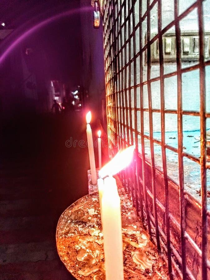 Ημέρα κεριών στοκ φωτογραφία
