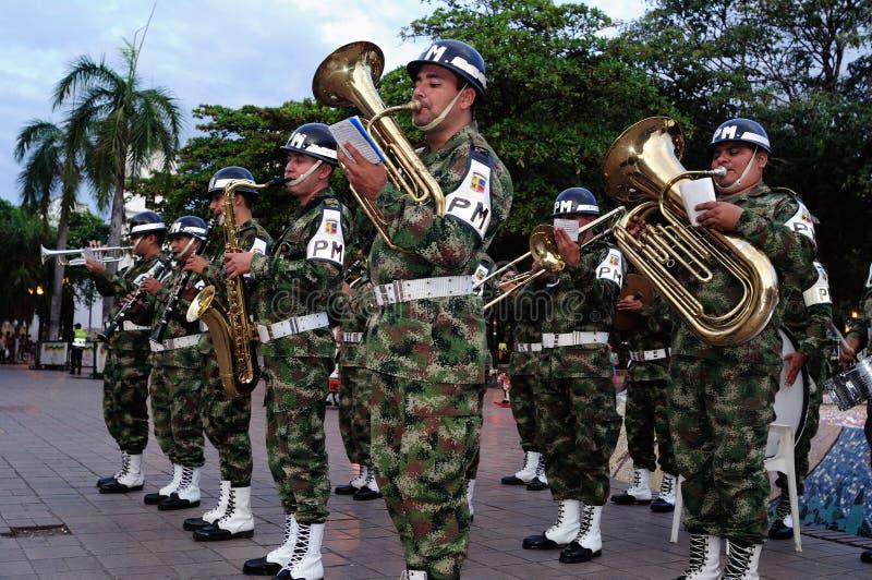 Ημέρα της ανεξαρτησίας. Κολομβία στοκ φωτογραφία