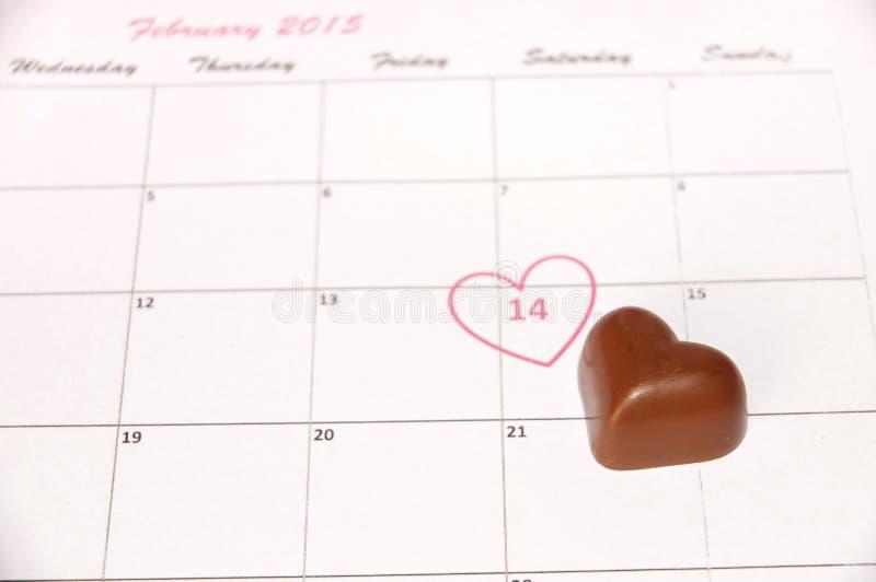 Ημέρα του βαλεντίνου Αγίου - 14 του Φεβρουαρίου στοκ εικόνες