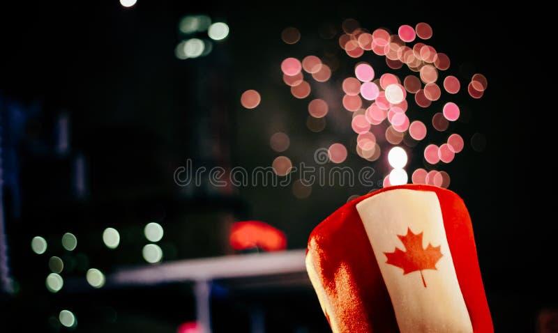Ημέρα του Καναδά στοκ εικόνες με δικαίωμα ελεύθερης χρήσης