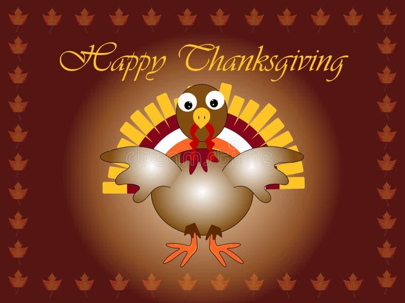 ημέρα των ευχαριστιών ημέρα&si διανυσματική απεικόνιση