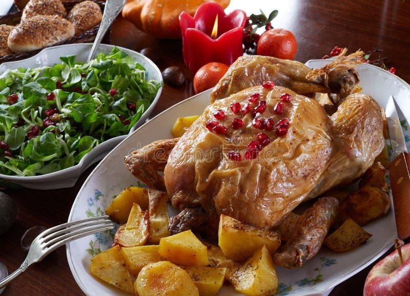 Ημέρα των ευχαριστιών Τουρκία στοκ φωτογραφίες