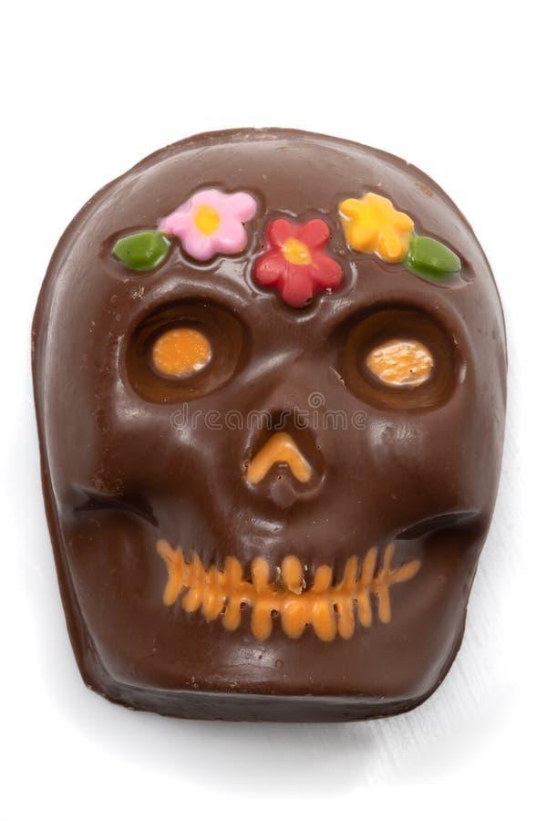 Ημέρα των νεκρών ζαχαρωτών στοκ εικόνα με δικαίωμα ελεύθερης χρήσης