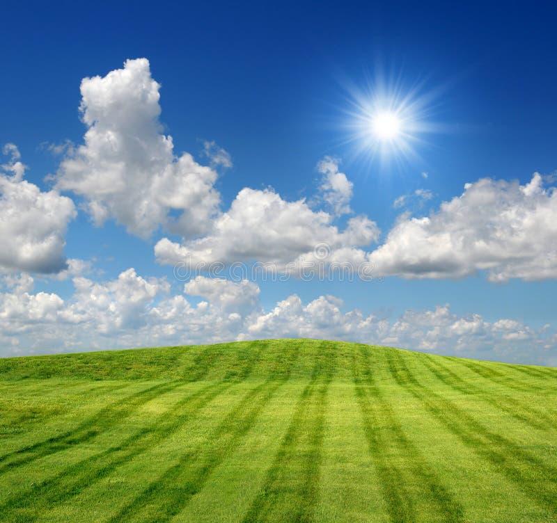 ημέρα χωρών ηλιόλουστη στοκ εικόνες με δικαίωμα ελεύθερης χρήσης