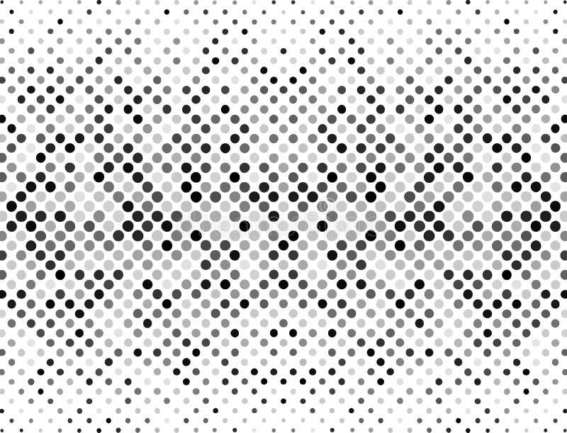 Ημίτονος σημεία, ο Μαύρος και γκρι σε ένα άσπρο υπόβαθρο Ημίτονο υπόβαθρο για το σχέδιό σας διανυσματική απεικόνιση