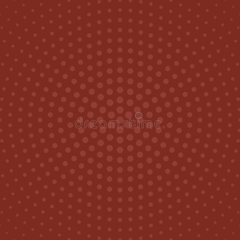 Ημίτονο στρογγυλό υπόβαθρο σχεδίων κύκλων - αφηρημένος διανυσματικός γραφικός ελεύθερη απεικόνιση δικαιώματος