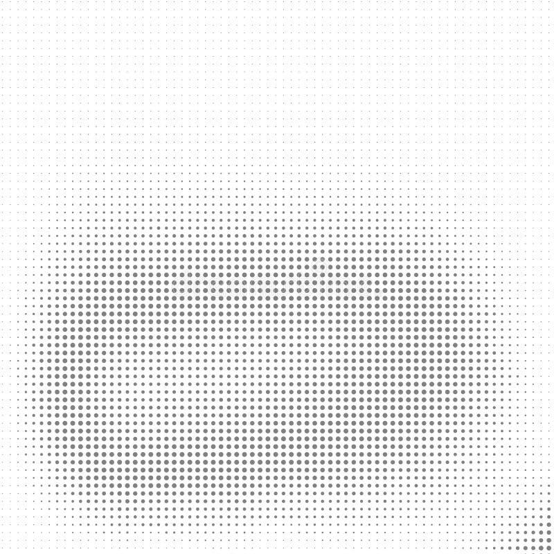 Ημίτονο σχέδιο Σύνολο σημείων Διαστιγμένη σύσταση Πρότυπο Grunge επικαλύψεων Εξασθενίστε τα μονοχρωματικά σημεία Λαϊκό σκηνικό τέ ελεύθερη απεικόνιση δικαιώματος