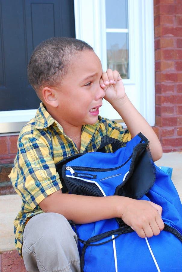 ημερήσιο πρώτο σχολείο στοκ φωτογραφία
