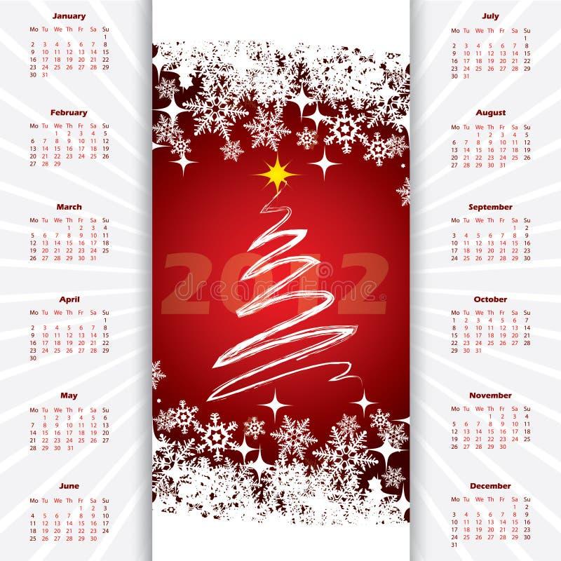 ημερολογιακά Χριστούγ&epsilo ελεύθερη απεικόνιση δικαιώματος