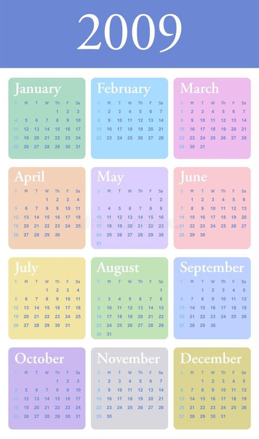 ημερολογιακή κρητιδογ& ελεύθερη απεικόνιση δικαιώματος