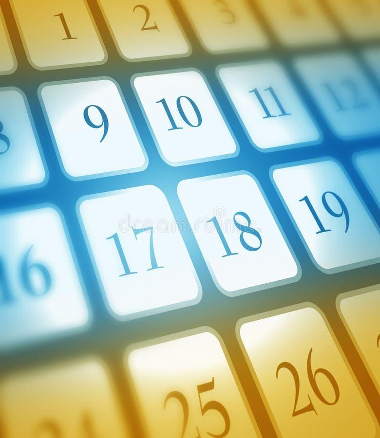 ημερολόγιο Δωρεάν Στοκ Εικόνα
