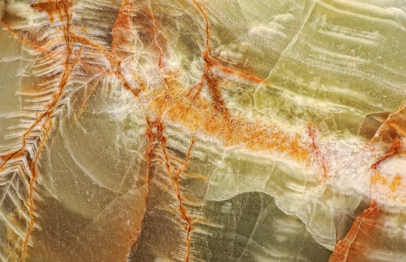 Ημιπολύτιμο υπόβαθρο πετρών onyx στοκ εικόνα με δικαίωμα ελεύθερης χρήσης