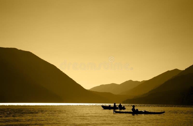 ημισεληνοειδής λίμνη στοκ φωτογραφίες με δικαίωμα ελεύθερης χρήσης