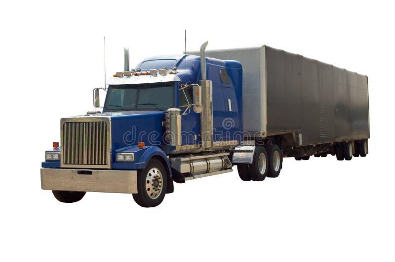 ημι truck στοκ εικόνα