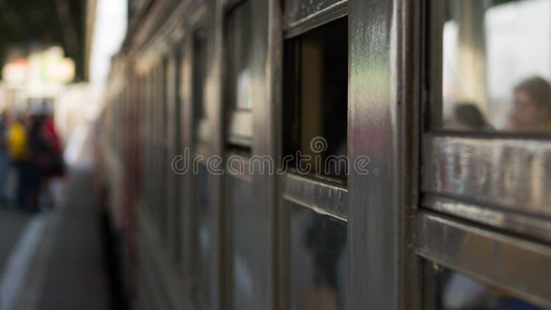δημόσιο τραίνο στοκ εικόνες με δικαίωμα ελεύθερης χρήσης