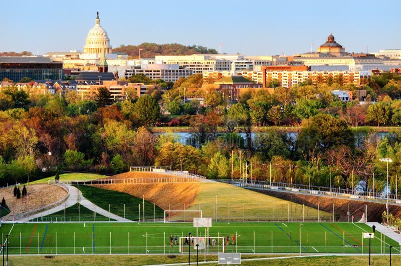 Ηνωμένες Πολιτείες Capitol, ΗΠΑ στοκ φωτογραφίες με δικαίωμα ελεύθερης χρήσης