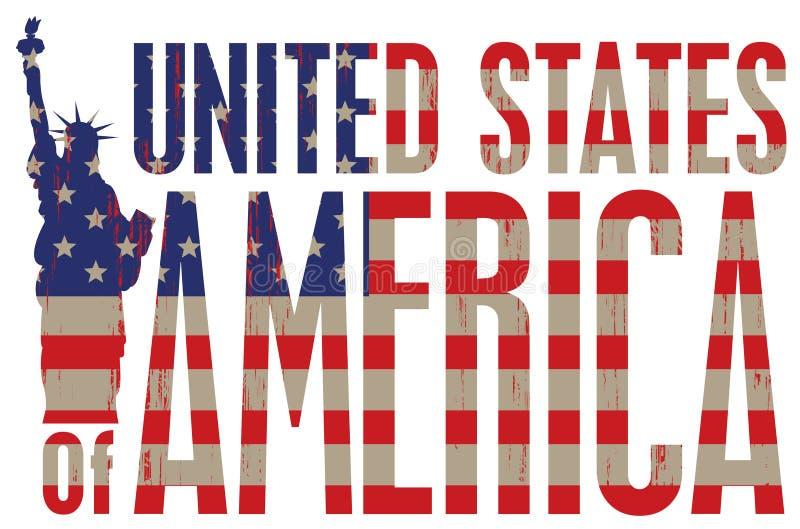 Ηνωμένες Πολιτείες απεικόνιση αποθεμάτων