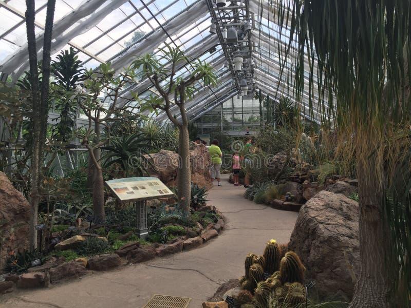 Ηνωμένος βοτανικός κήπος στοκ φωτογραφίες