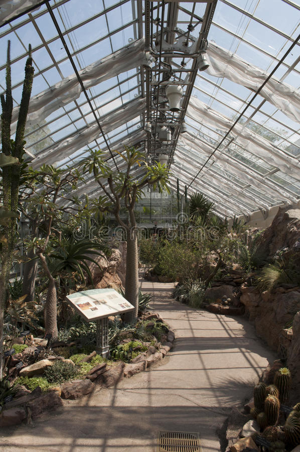 Ηνωμένος βοτανικός κήπος στοκ φωτογραφία