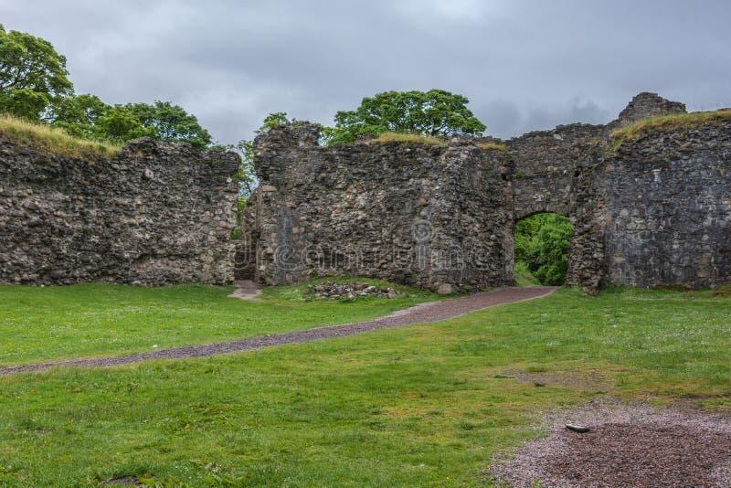 Ηνωμένο Βασίλειο, UK, Σκωτία, Χάιλαντς, οχυρό William, Torlundy, στοκ εικόνα με δικαίωμα ελεύθερης χρήσης