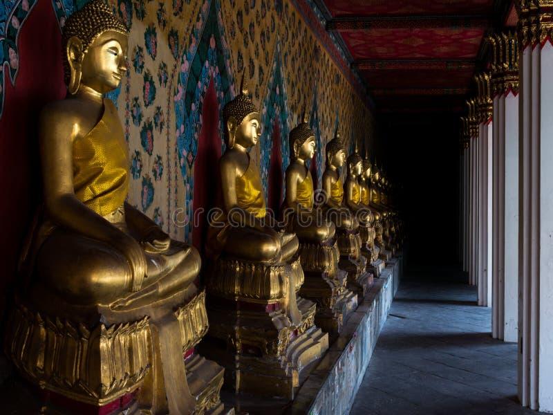 Ηρεμία των εικόνων του Βούδα στοκ εικόνα με δικαίωμα ελεύθερης χρήσης