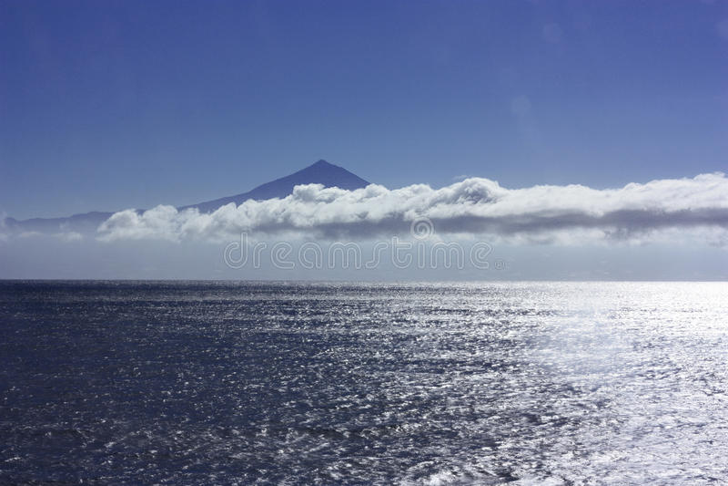 Ηφαίστειο στοκ εικόνα