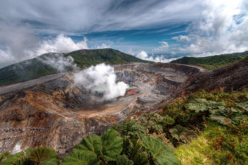 Ηφαίστειο στοκ φωτογραφίες με δικαίωμα ελεύθερης χρήσης