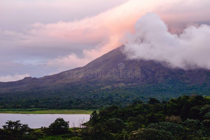Ηφαίστειο Arenal στοκ εικόνα με δικαίωμα ελεύθερης χρήσης