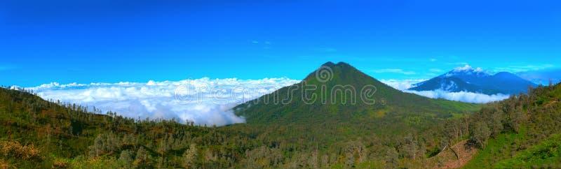 ηφαίστειο ranti στοκ φωτογραφία με δικαίωμα ελεύθερης χρήσης