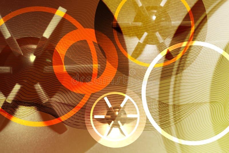 ηχητική ανασκόπηση soundwave ελεύθερη απεικόνιση δικαιώματος