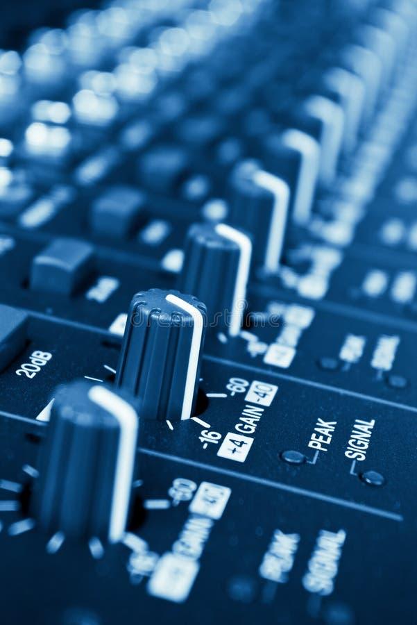 ηχητικός επαγγελματίας στοκ φωτογραφία με δικαίωμα ελεύθερης χρήσης