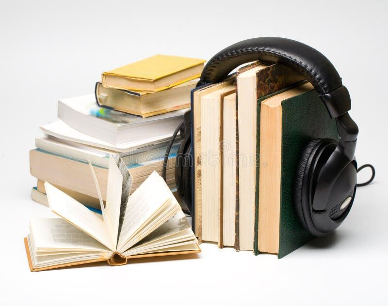 ηχητικό βιβλίο στοκ εικόνες