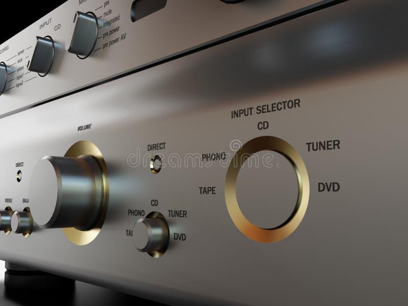 ηχητικό σύστημα απεικόνιση αποθεμάτων