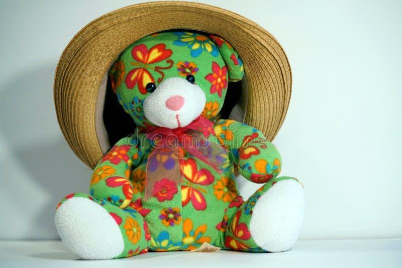 Η άνοιξη teddy αντέχει στοκ εικόνα με δικαίωμα ελεύθερης χρήσης