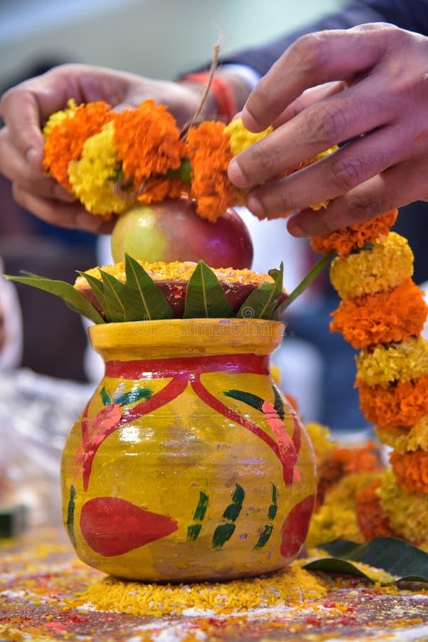 Η άποψή μου για τον ινδικό πολιτισμό στοκ εικόνα