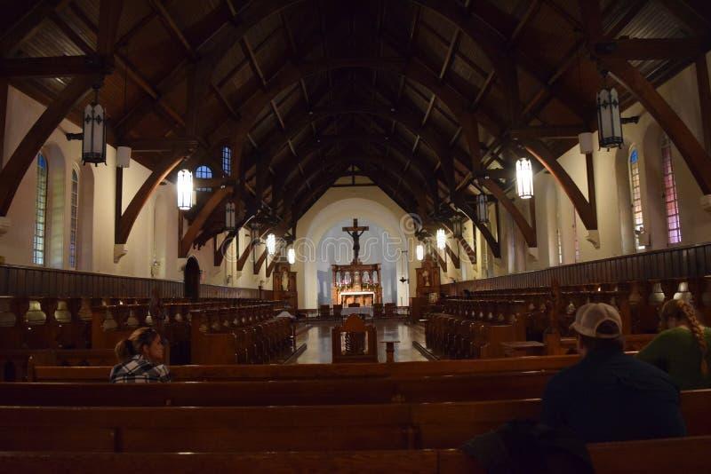 Η λάρνακα του ST Katharine Drexel στοκ φωτογραφία
