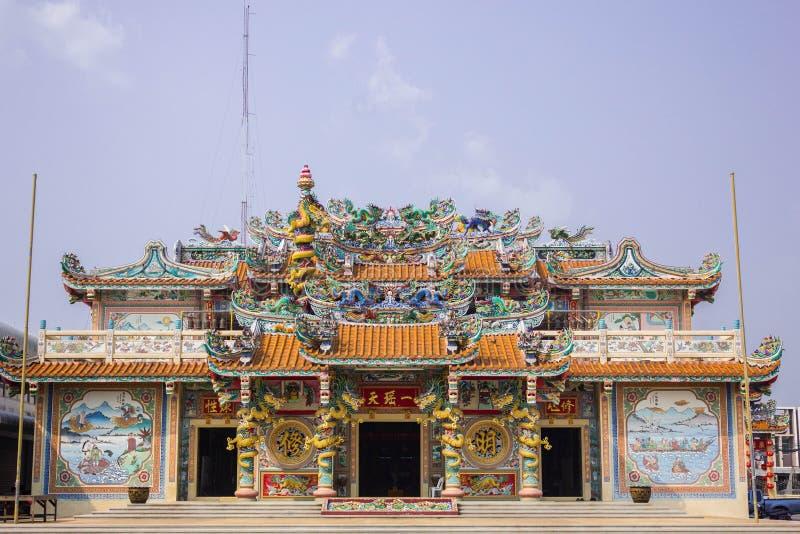 Η λάρνακα των κινέζικων Quan Yin στοκ φωτογραφία με δικαίωμα ελεύθερης χρήσης