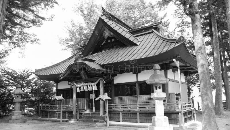 Η λάρνακα Hachioji σε Kawaguchiko, Ιαπωνία στοκ φωτογραφία με δικαίωμα ελεύθερης χρήσης