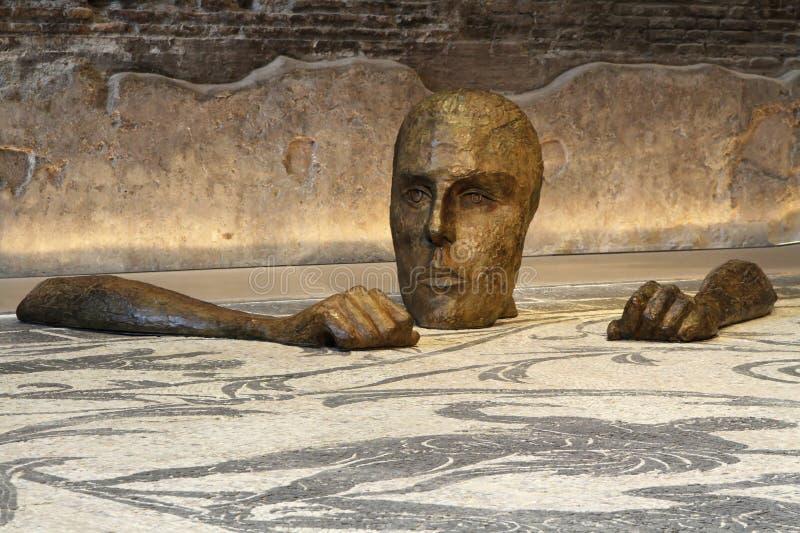 Μοντέρνα και αρχαία τέχνη στοκ εικόνες