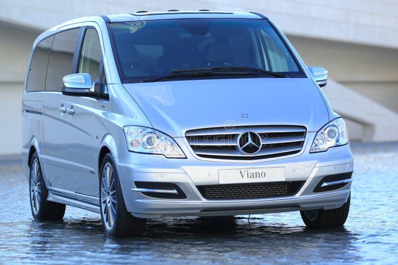 Mercedes-Benz Viano στοκ εικόνες