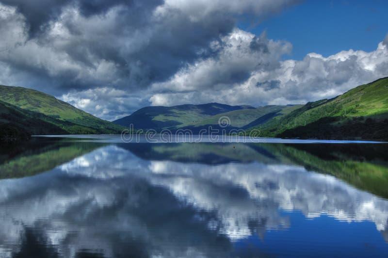 Η λίμνη κερδίζει την άποψη 2 στοκ εικόνες