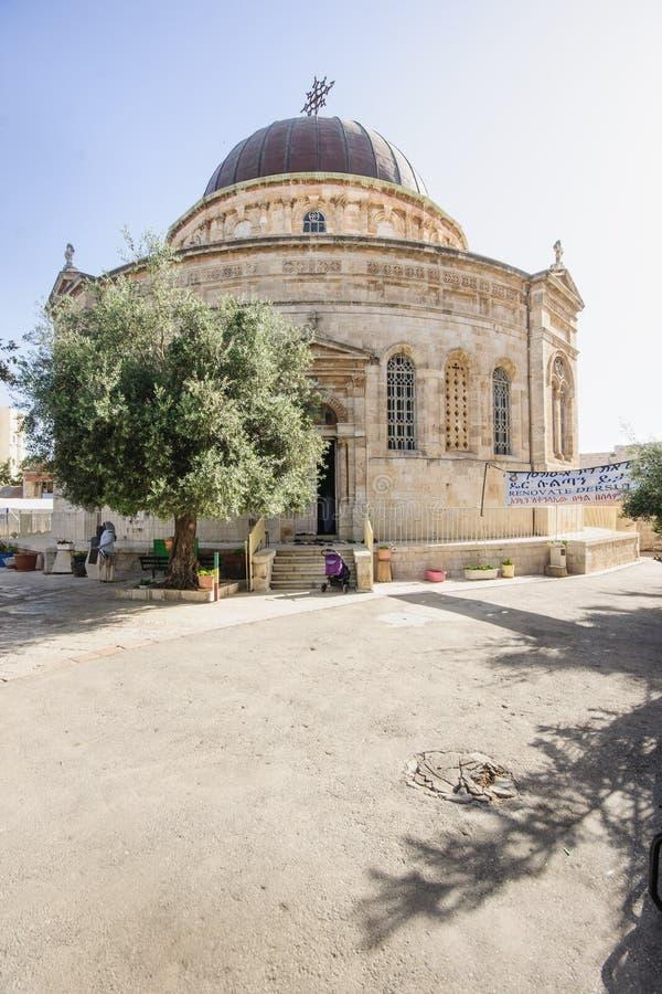 Η αιθιοπική εκκλησία στοκ εικόνα
