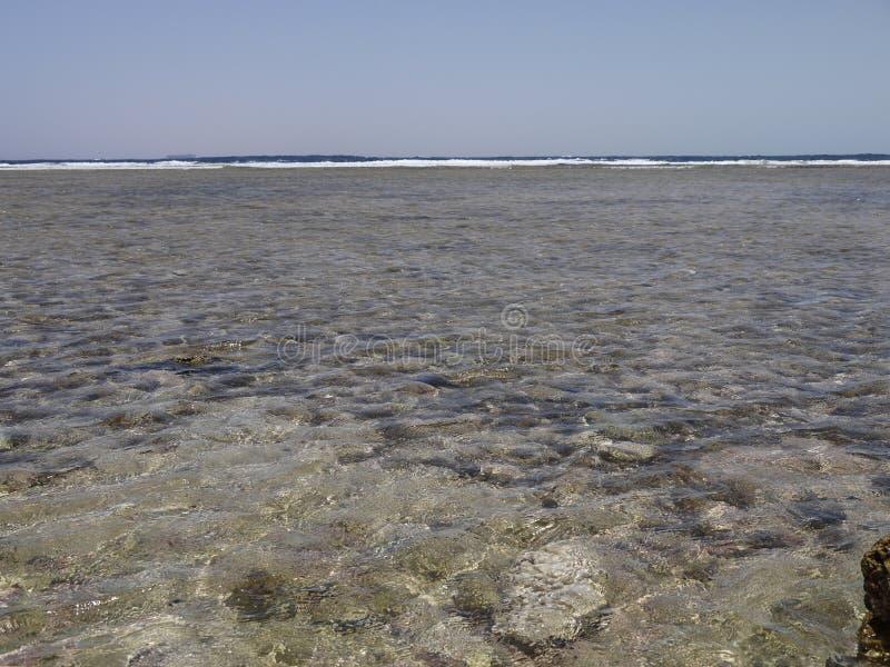 Η ακτή Ερυθρών Θαλασσών Sheikh Sharm EL στοκ εικόνες