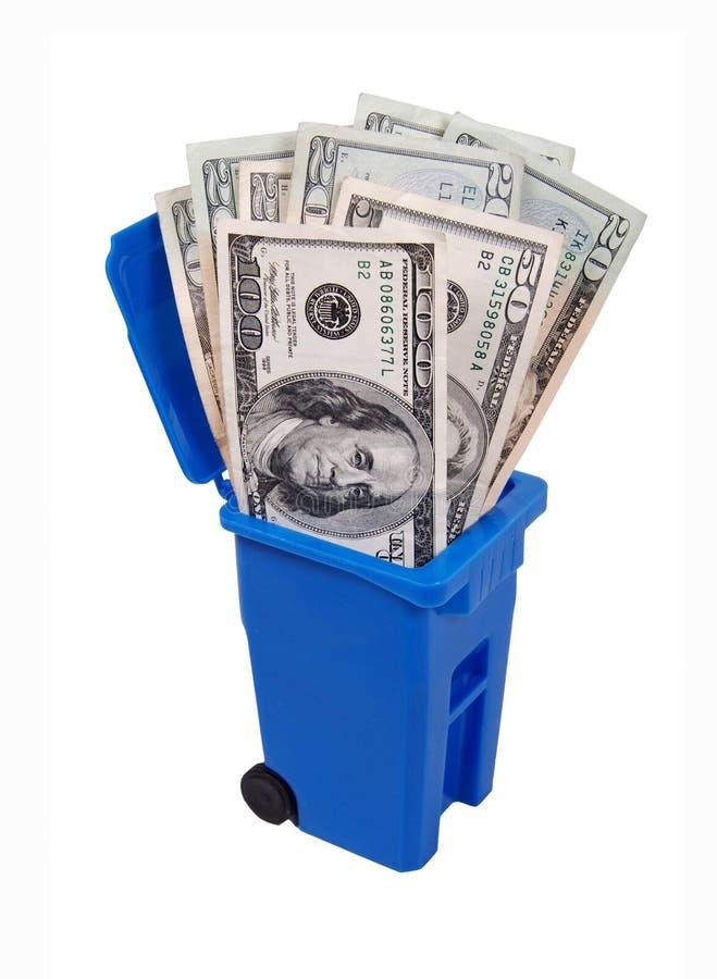 η ανακύκλωση χρημάτων σώζε&io στοκ φωτογραφίες με δικαίωμα ελεύθερης χρήσης
