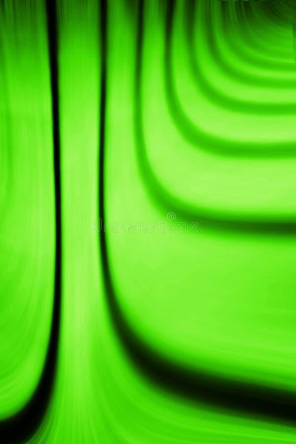 η ανασκόπηση θόλωσε πράσινο διανυσματική απεικόνιση