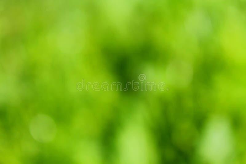 η ανασκόπηση θόλωσε πράσινο στοκ εικόνα
