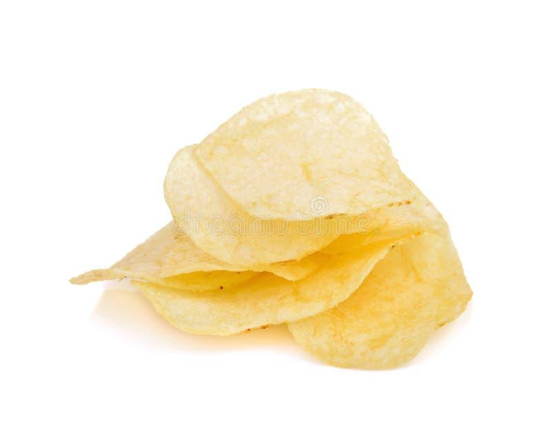 η ανασκόπηση πελεκά το λευκό σειράς πατατών παλιοπραγμάτων εικόνας τροφίμων στοκ φωτογραφία με δικαίωμα ελεύθερης χρήσης